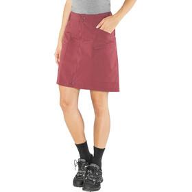 Lundhags Tiven Skirt Damen garnet